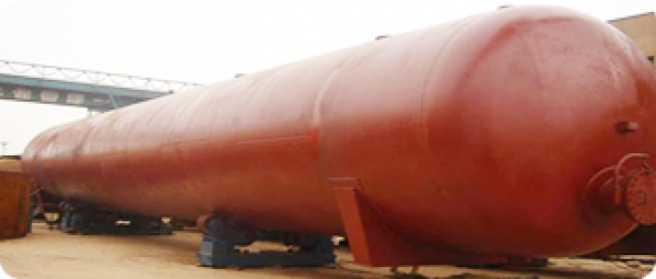 Electrostatic Desalting Tanks